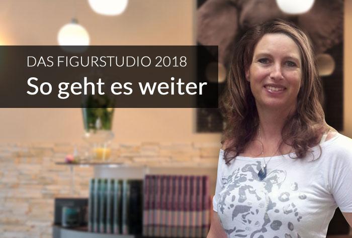 Das Figurstudio 2018 – So geht es weiter!