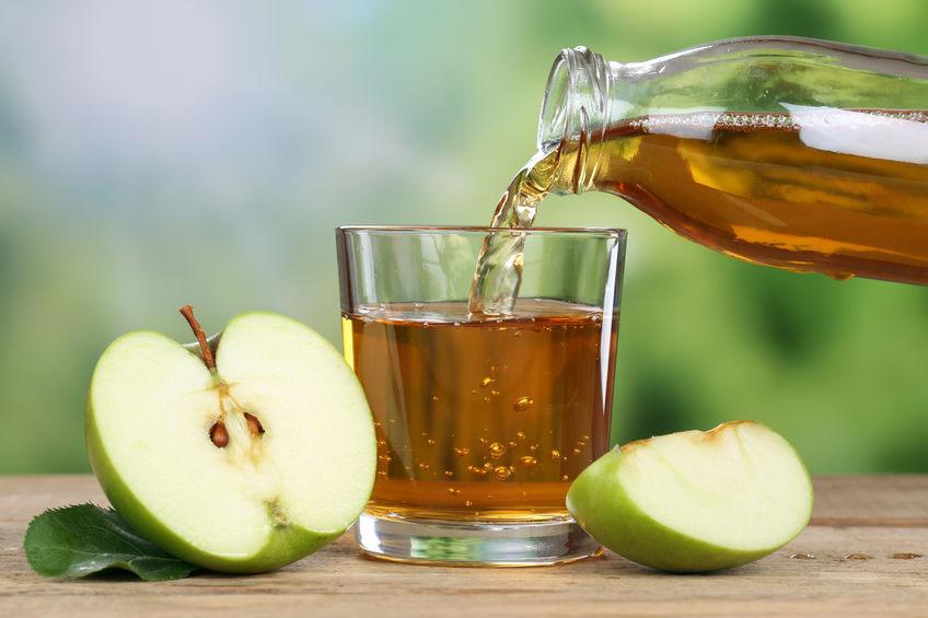 Leberreinigung mit Apfelsaft bei Gallensteinen [Anleitung]